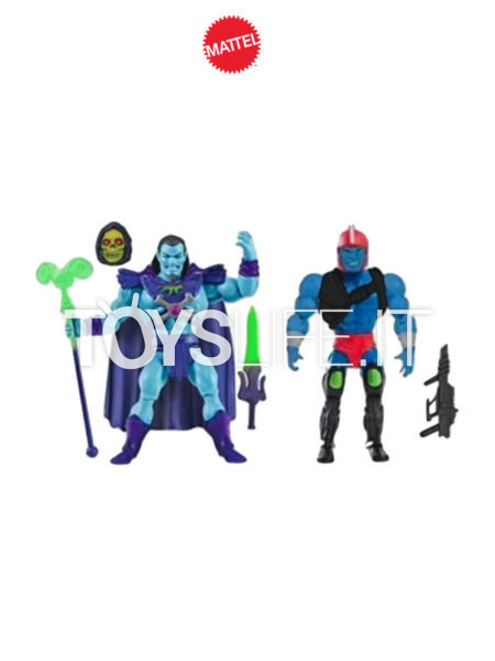 Mattel Masters of the Universe Origins Rise of Evil 2021 Exclusive 2-Pack Figure