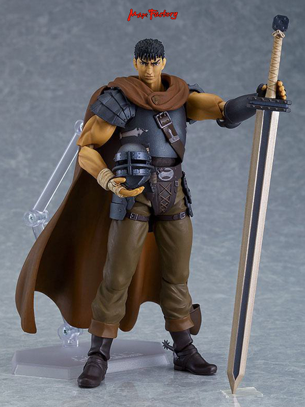 Mac Factory Berserk Guts Band of the Hawk Repaint Edition Figma Figure