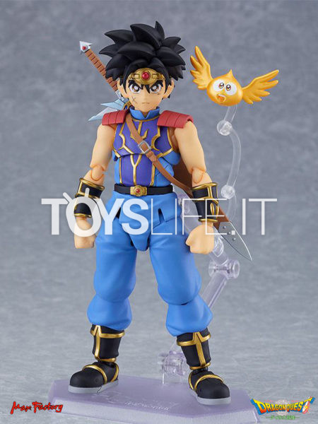 Max Factory Dragon Quest The Adventure of Dai Dai Figma Figure