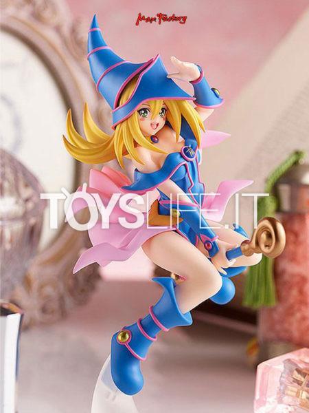 Max Factory Yu-Gi-Oh Dark Magician Girl Pop Up Parade Pvc Statue