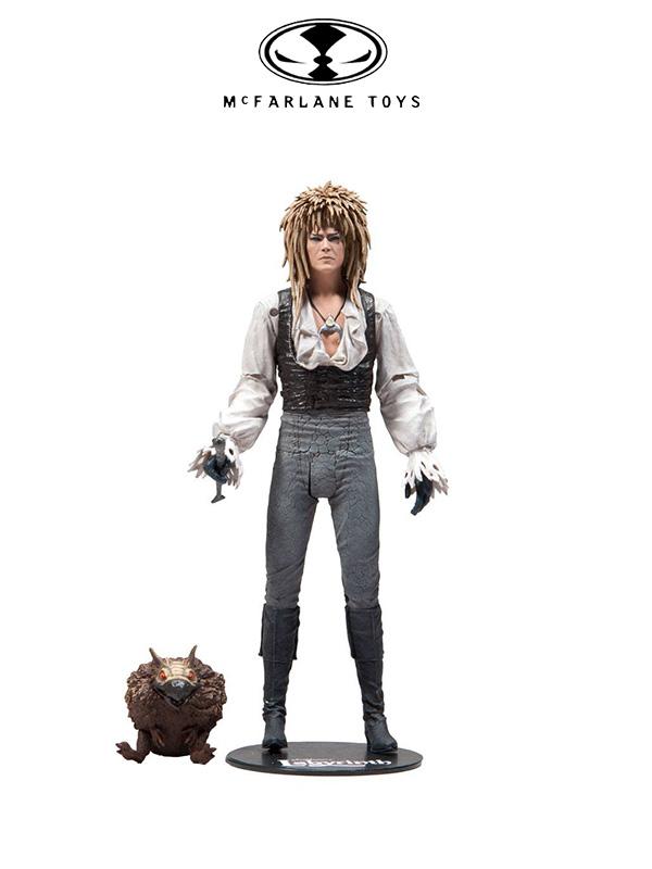 McFarlane Labyrinth Jareth Dance Magic Figure