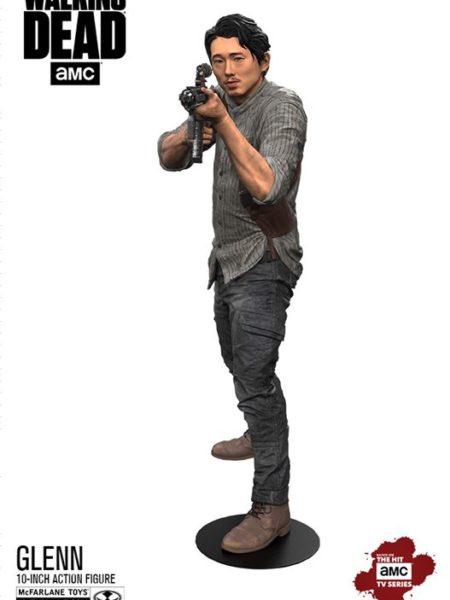 Mcfarlane The Walking Dead Glenn Rhee Action Figure