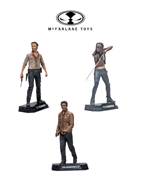 Mcfarlane The Walking Dead Pvc Figure 18 cm