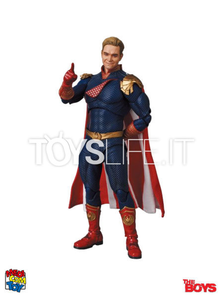 Medicom The Boys Homelander MAF EX Pvc Figure