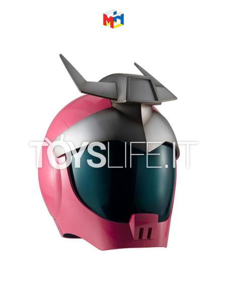 Megahouse Mobile Suit Gundam Char Aznable 1:1 Lifesize Helmet