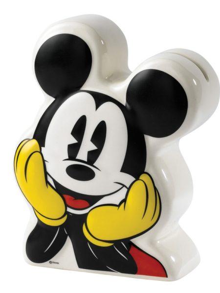 Disney Enchanting Collection Mickey Money Bank Salvadanaio
