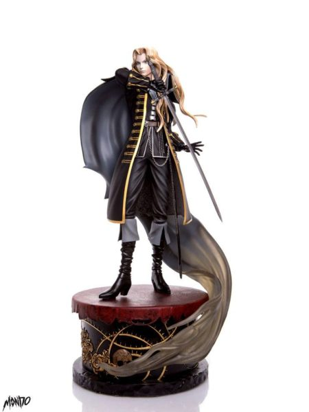Mondo Castlevania Symphony Of The Night Alucard Statue