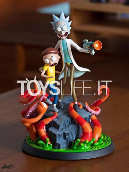 Mondo Rick & Morty Statue Rick & Morty Limited Statue