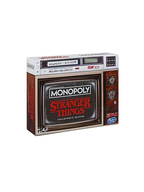 Monopoly Stranger Things English Edition
