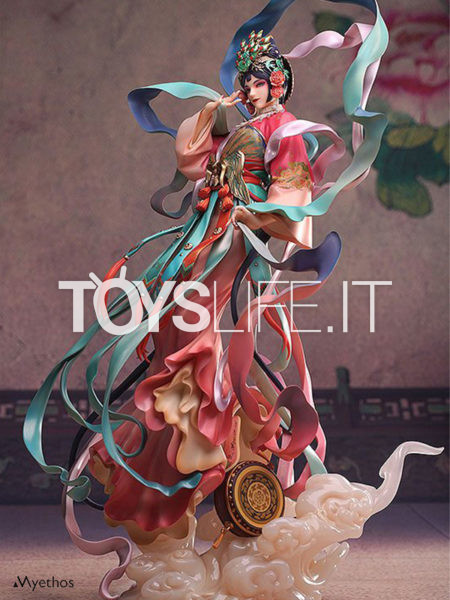 Myethos Winter Begonia Shang Xirui Peking Opera Zhao Feiyan Version 1:7 Pvc Statue