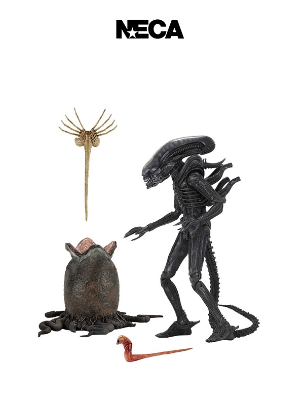 Neca Alien 1979 Alien Big Chap Ultimate 40th Anniversary Figure