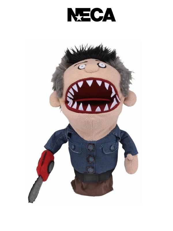 Neca Ash Vs Evil Dead Ashy Slashy hand Puppet Replica
