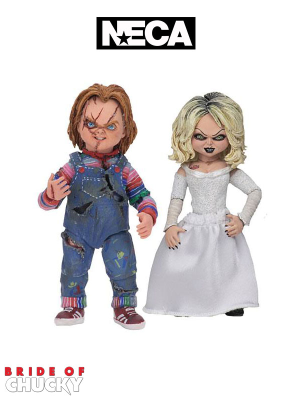 Neca Bride of Chucky Chucky & Tiffany Ultimate Figure Pack
