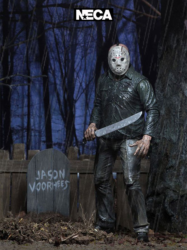 Neca Friday the 13th Part 5 Jason Voorhees Ultimate Figure