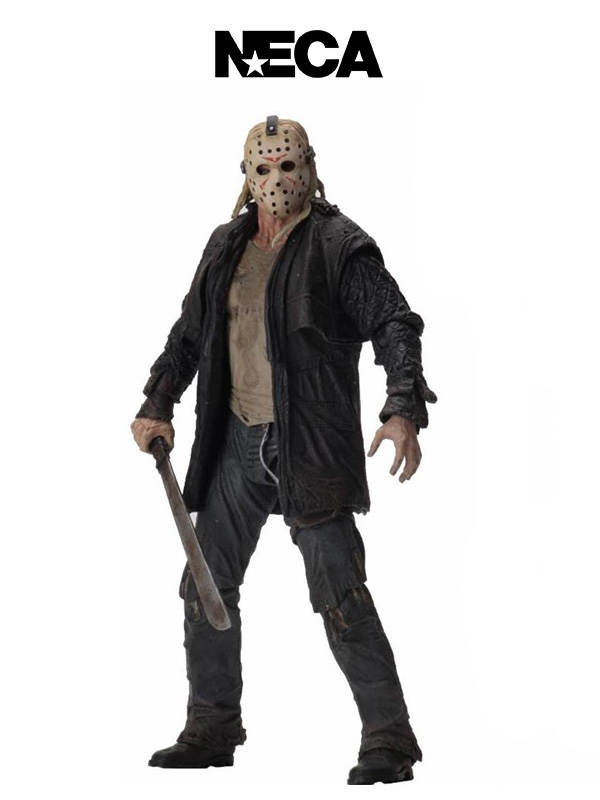 Neca Friday the 13th 2009 Ultimate Jason Figure