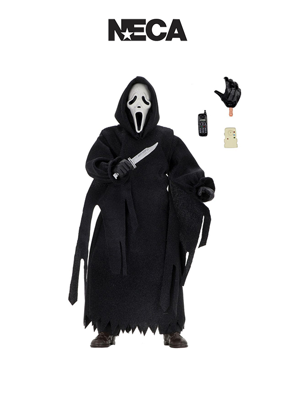 Neca Scream Ghostface Figure