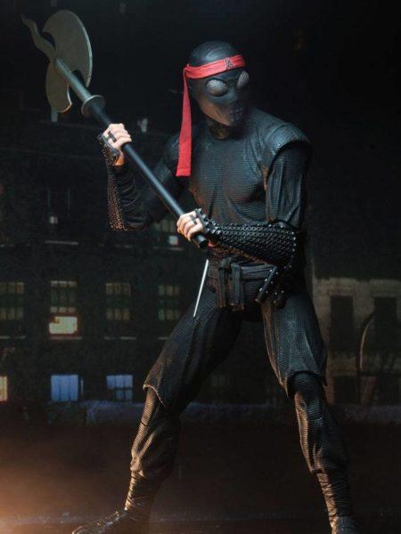 Neca Teenage Mutant Ninja Turtles 1990 Foot Soldier 1:4 Figure