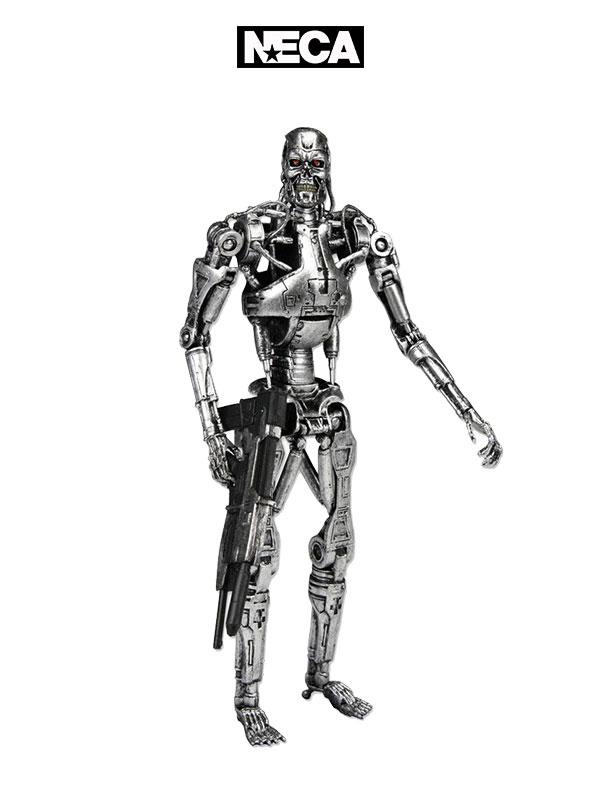 Neca Terminator T-800 Endoskeleton Action Figure