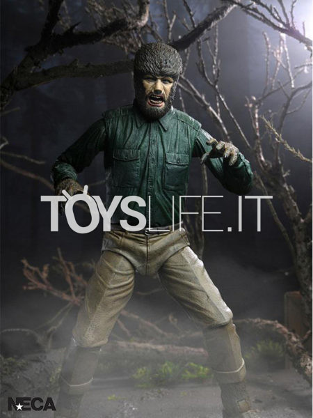 Neca Universal Monsters The Wolf Man Ultimate Figure