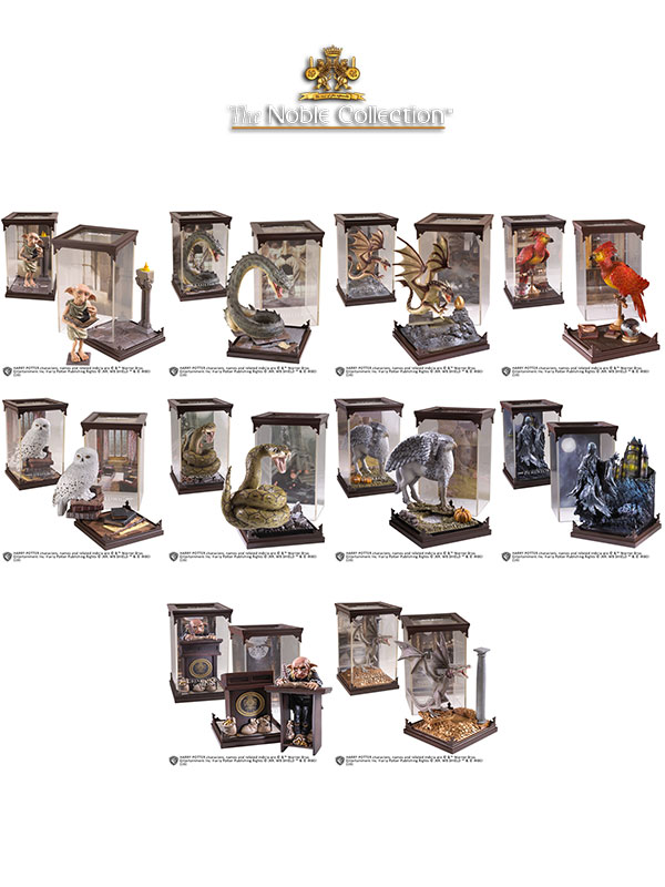 Noble Collection Harry Potter Magical Creatures