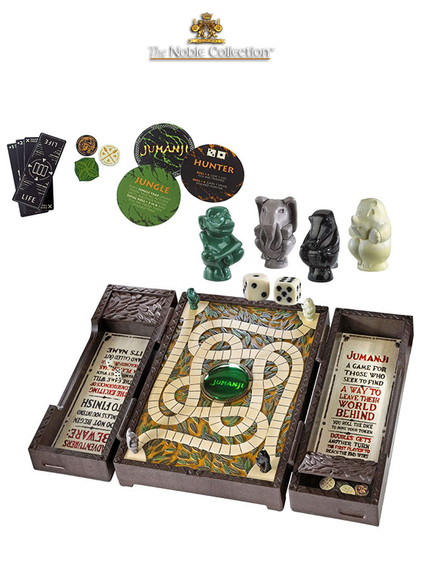 Noble Collection Jumanji Boardgame 1:1 Replica 41 cm