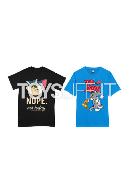 PCM Tom & Jerry Nope Not Today/ Cat And Mouse T-Shirt S-M-L-XL