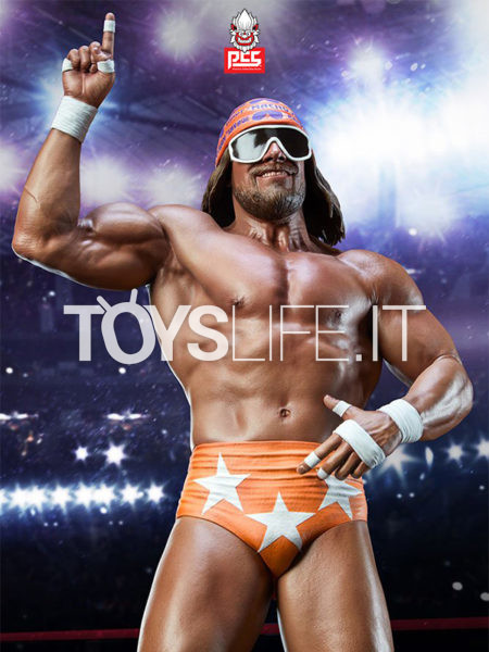 PCS WWE Macho Man Randy Savage 1:4 Statue