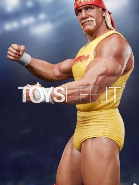 PCS WWE Hulkmania Hulk Hogan 1:4 Statue
