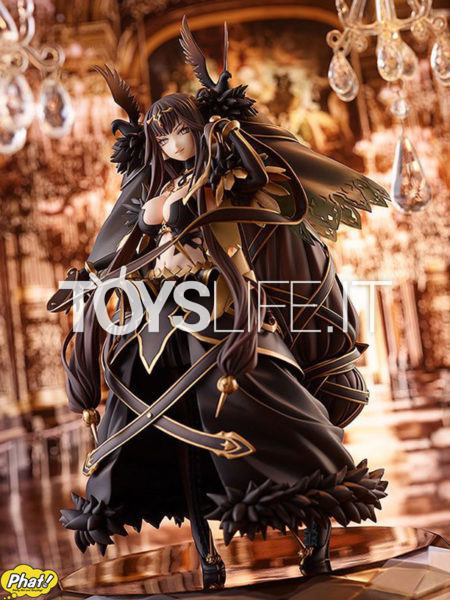 Phat Fate Grand Order Assassin Semiramis 1:7 Pvc Statue