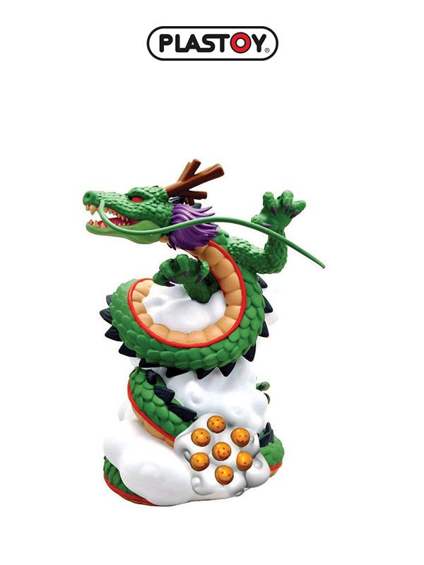 Plastoy Dragonball Shenron Bank Coin Salvadanaio