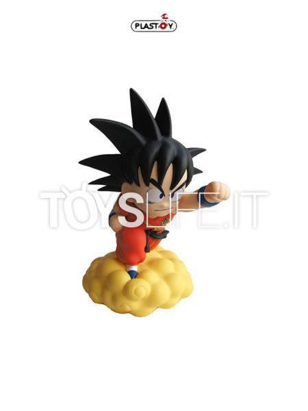 Plastoy Dragonball Son Goku On Flying Nimbus Chibi Bank Coin Salvadanaio