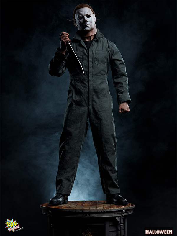 Pop Culture Shock Halloween Michael Myers 1:4 Statue