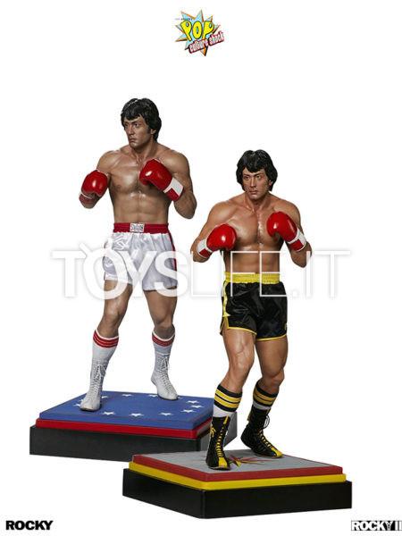 Pop Culture Shock Rocky/ Rocky 2 Rocky Balboa 1:3 Statue
