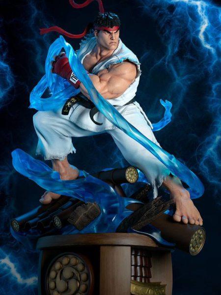 Pop Culture Shock Street Fighter Ultra Ryu 1:4 Statue