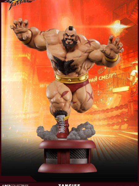 Pop Culture Shock Street Fighter Zangief 1:4 Statue