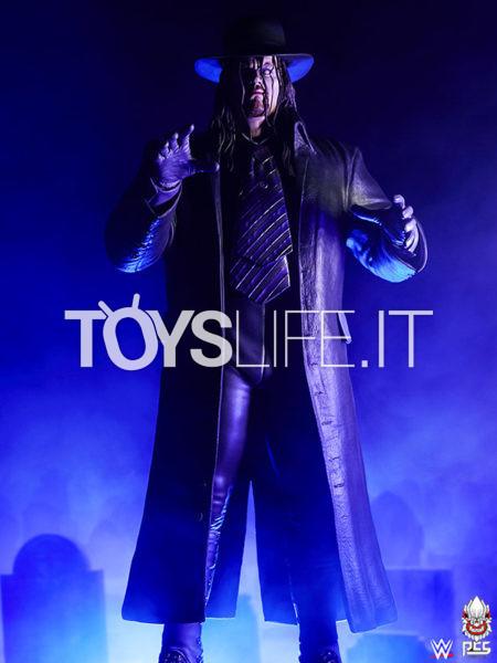 Pop Culture Shock WWE The Undertaker Summer Slam '94 1:4 Statue
