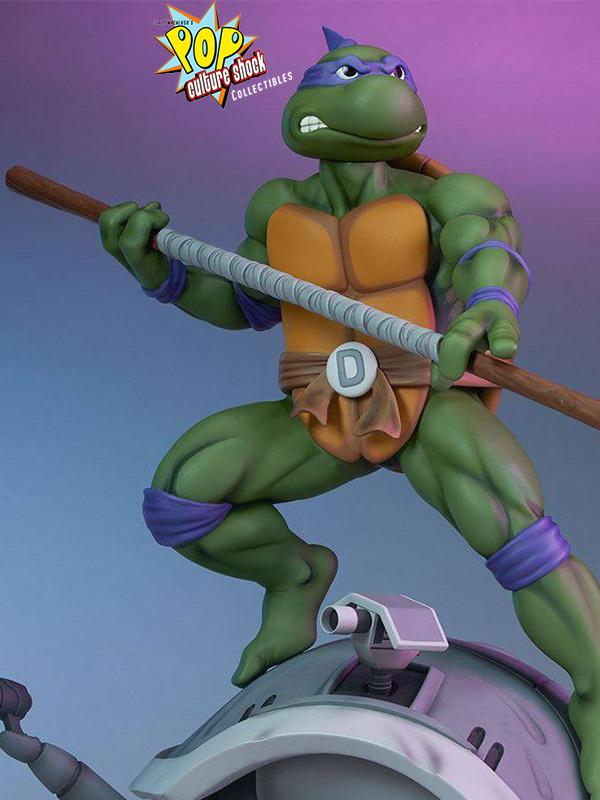 Pop Culture Shock Teenage Mutant Ninja Turtles Donatello 1:4 Statue