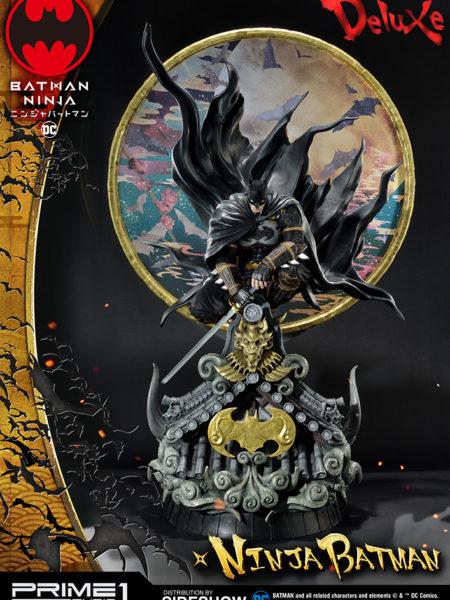Prime 1 Studio Batman Ninja Animated Deluxe Statue