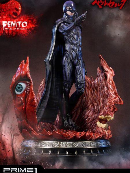 Prime 1 Studio Berserk Femto Falcon Of Darkness 1:4 Statue