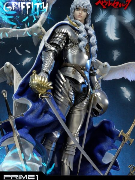Prime 1 Studio Berserk Griffith The Falcon Of Light 1:4 Statue