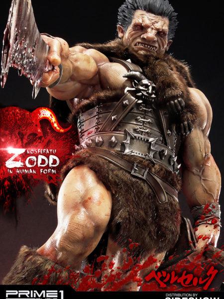 Prime 1 Studios Berserk Nosferatu Zodd Human Version 1:4 Statue