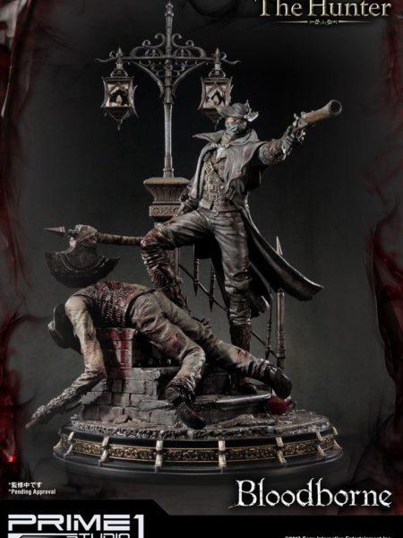 Prime 1 Studio Bloodborne The Hunter 1:4 Statue