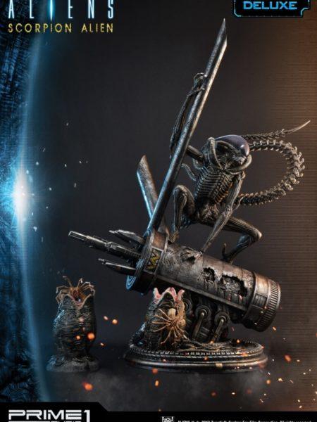 Prime 1 Studio Alien Comics Scorpion Alien 1:4 Deluxe Statue