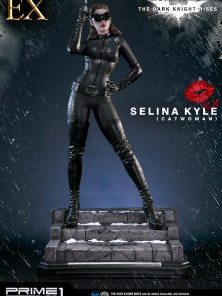 Prime 1 Studio DC Batman The Dark Knight Rises Selina Kyle Exclusive 1:3 Statue