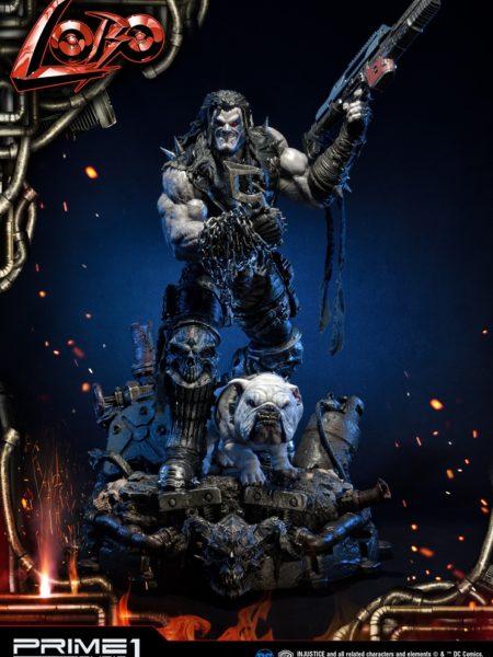 Prime 1 Studio DC Injustice Lobo 1:3 Statue