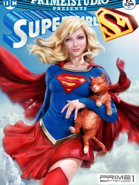 Prime 1 Studio DC Comics Supergirl 1:3 Statue