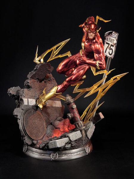 Prime 1 Studio DC The Flash New52 1:4 Statue