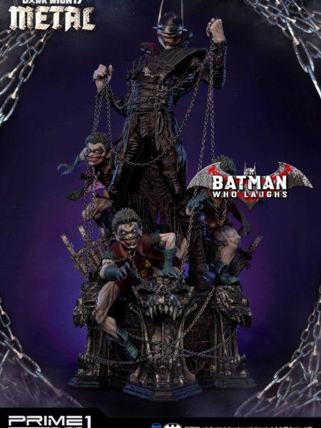 Prime 1 Studio DC Dark Nights Metal The Batman Who Laughs 1:3 Statue