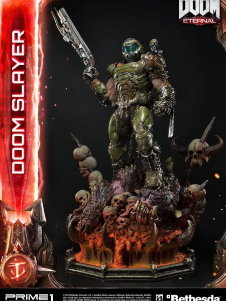 Prime 1 Studio Doom Eternal Doom Slayer 1:3 Statue