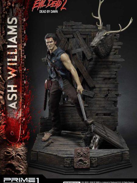 Prime 1 Studio Evil Dead 2 Ash Williams 1:3 Statue